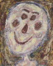 Jean Dubuffet - Joconde - Grande tête de femme