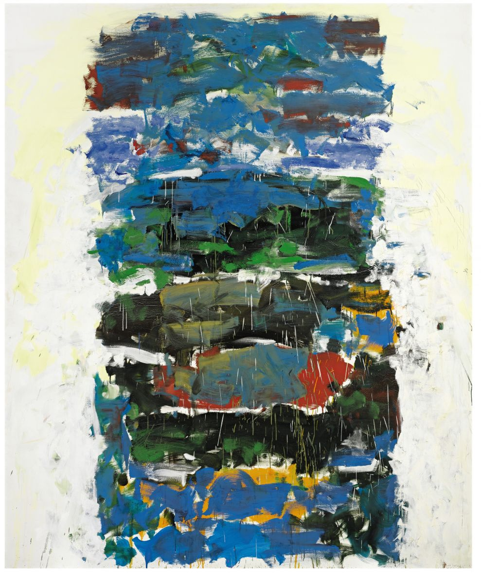 Joan Mitchell - Champs