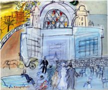 Raoul Dufy - Carnaval
