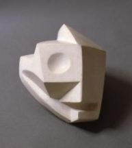 Alberto Giacometti - Tête crâne