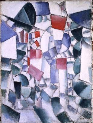 Fernand Léger - La maison sous les arbres