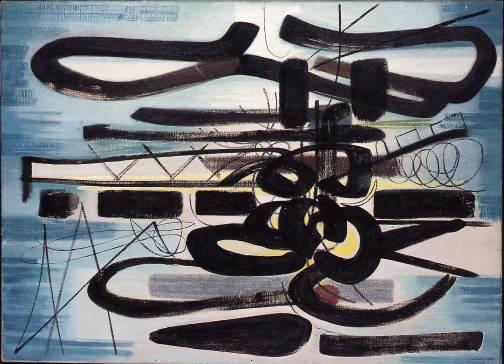 Hans Hartung - T 1948-3