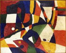 SERGE POLIAKOFF - Composition, 1946